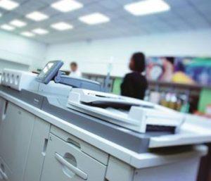 Impresoras de produccion